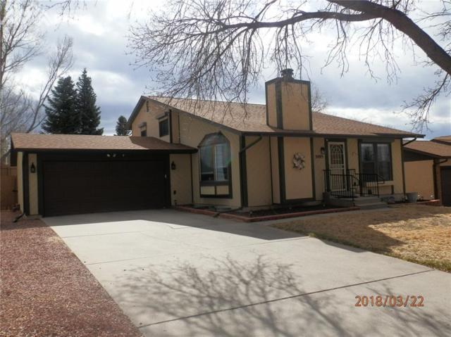 3095 Banjo Drive, Colorado Springs, CO 80918 (#8305007) :: Jason Daniels & Associates at RE/MAX Millennium