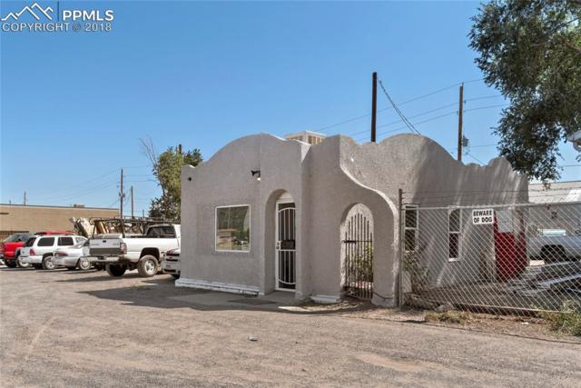 808 4th Street, Pueblo, CO 81003 (#8305758) :: The Treasure Davis Team