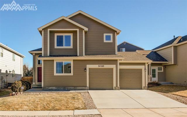 5095 Stone Fence Drive, Colorado Springs, CO 80922 (#8306877) :: 8z Real Estate