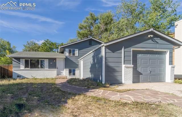 4470 Monica Drive, Colorado Springs, CO 80916 (#8307246) :: The Kibler Group