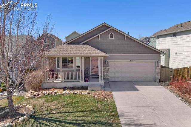 6248 Grand Mesa Drive, Colorado Springs, CO 80923 (#8308693) :: The Gold Medal Team with RE/MAX Properties, Inc