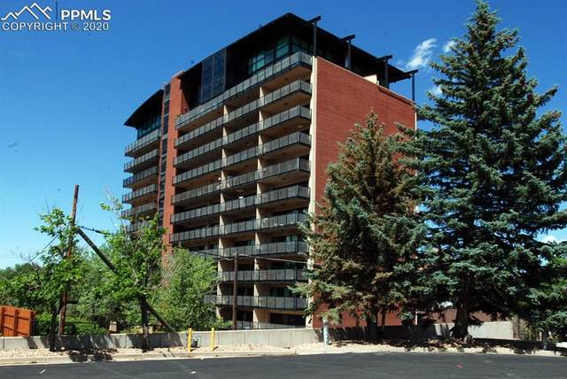417 E Kiowa Street #301, Colorado Springs, CO 80903 (#8311050) :: Fisk Team, RE/MAX Properties, Inc.