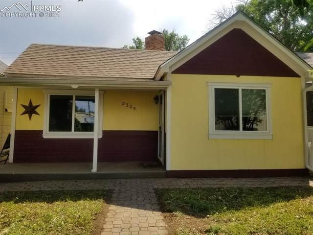 2305 W Cucharras Street, Colorado Springs, CO 80904 (#8313525) :: Venterra Real Estate LLC