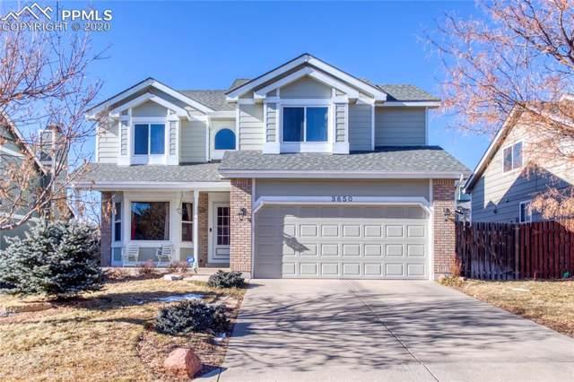3650 Birnamwood Drive, Colorado Springs, CO 80920 (#8313822) :: The Kibler Group