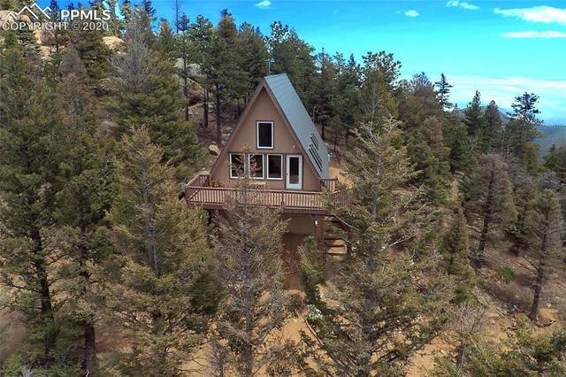 6840 Eagle Mountain Road, Manitou Springs, CO 80829 (#8315246) :: Tommy Daly Home Team