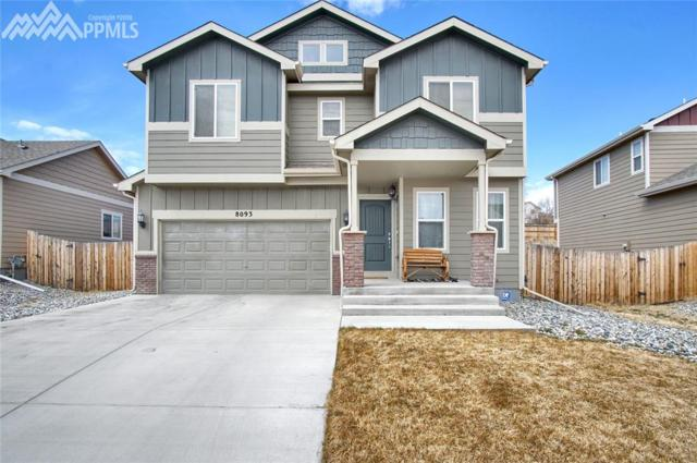8093 Pinfeather Drive, Fountain, CO 80817 (#8316343) :: RE/MAX Advantage