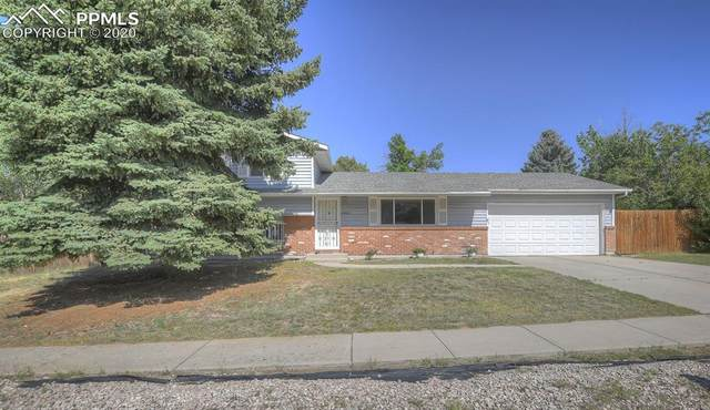 4408 Flintridge Drive, Colorado Springs, CO 80918 (#8318350) :: 8z Real Estate