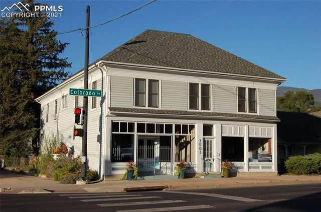 1501 W Colorado Avenue, Colorado Springs, CO 80904 (#8320031) :: Venterra Real Estate LLC