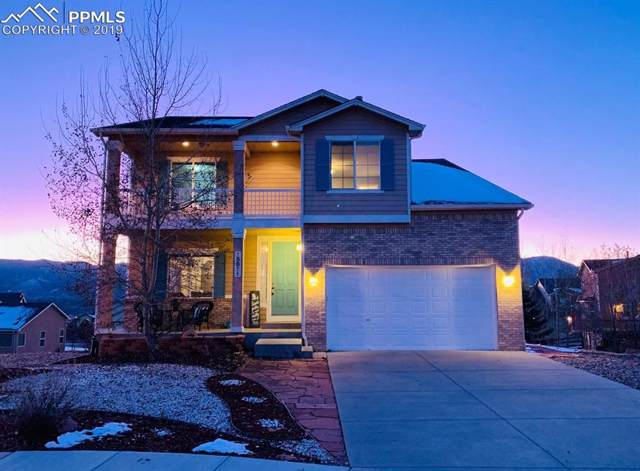 15871 Paiute Circle, Monument, CO 80132 (#8322903) :: CC Signature Group