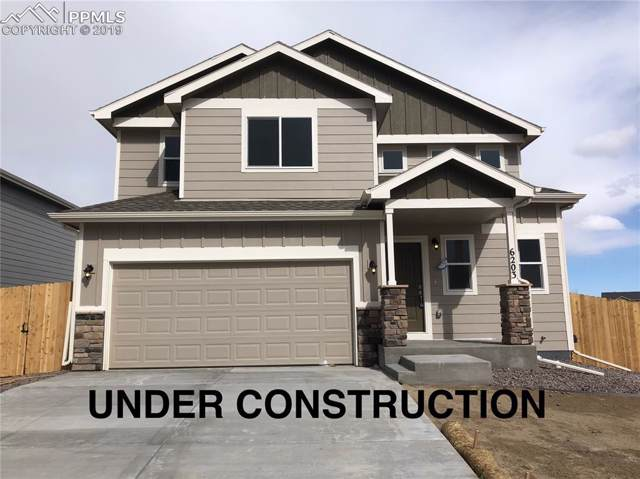 10954 Saco Drive, Colorado Springs, CO 80925 (#8323234) :: The Treasure Davis Team