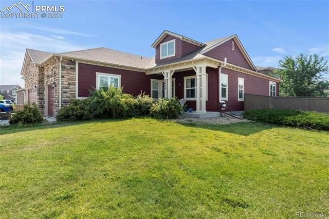 6938 Winthrop Circle, Castle Rock, CO 80104 (#8324604) :: The Artisan Group at Keller Williams Premier Realty