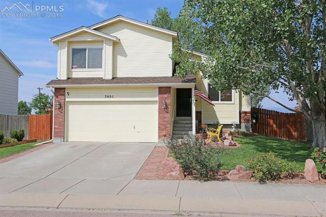 7451 Middle Bay Way, Fountain, CO 80817 (#8325737) :: The Hunstiger Team