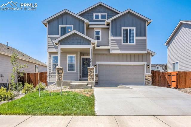 9932 Emerald Vista Drive, Peyton, CO 80831 (#8326230) :: Tommy Daly Home Team