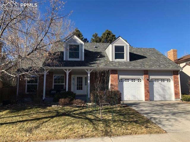 690 Saddlemountain Road, Colorado Springs, CO 80919 (#8327509) :: CC Signature Group