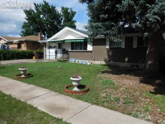 115 N Claremont Street, Colorado Springs, CO 80909 (#8328434) :: Tommy Daly Home Team