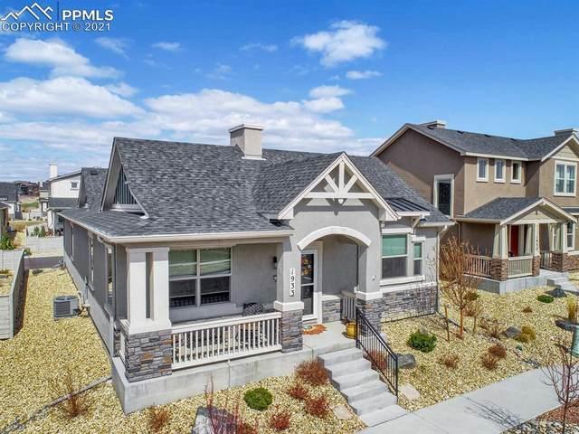 1933 Medici Lane, Colorado Springs, CO 80921 (#8328996) :: The Harling Team @ HomeSmart