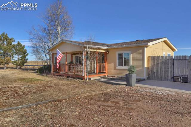 21090 Oasis Avenue, Peyton, CO 80831 (#8332330) :: The Kibler Group