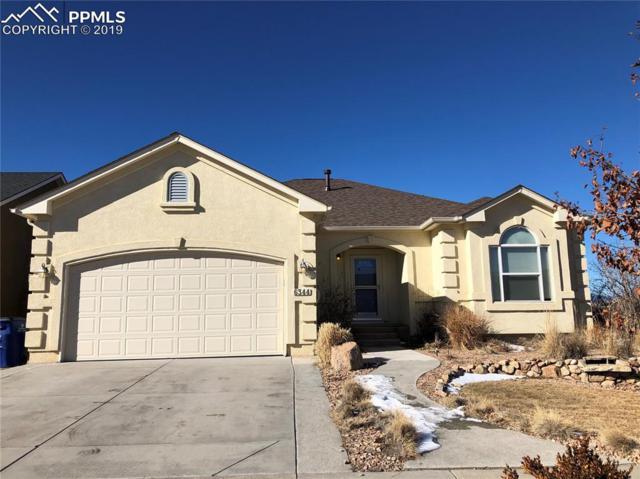 6344 Confederate Ridge Drive, Colorado Springs, CO 80923 (#8334534) :: Jason Daniels & Associates at RE/MAX Millennium