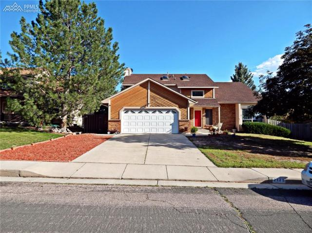 2125 Norwich Drive, Colorado Springs, CO 80920 (#8337320) :: 8z Real Estate