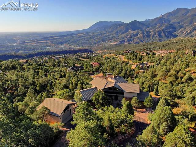 3280 Cedar Heights Drive, Colorado Springs, CO 80904 (#8338991) :: The Treasure Davis Team