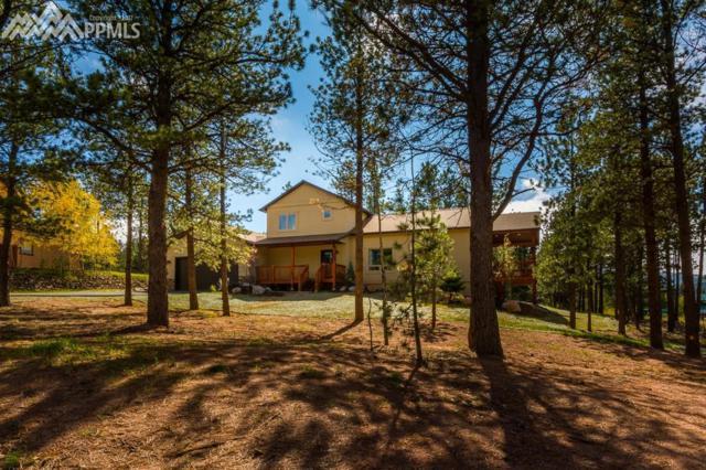 410 Fairfield Lane, Woodland Park, CO 80863 (#8339714) :: 8z Real Estate