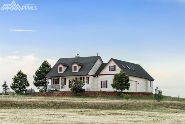 6690 Sunset Circle, Kiowa, CO 80117 (#8340967) :: 8z Real Estate