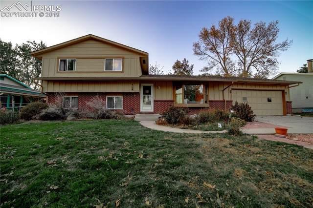 4430 Misty Drive, Colorado Springs, CO 80918 (#8342516) :: The Peak Properties Group