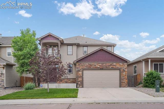 6558 Alliance Loop, Colorado Springs, CO 80925 (#8343332) :: Tommy Daly Home Team