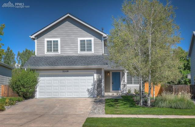 5149 Weaver Drive, Colorado Springs, CO 80922 (#8344199) :: The Hunstiger Team
