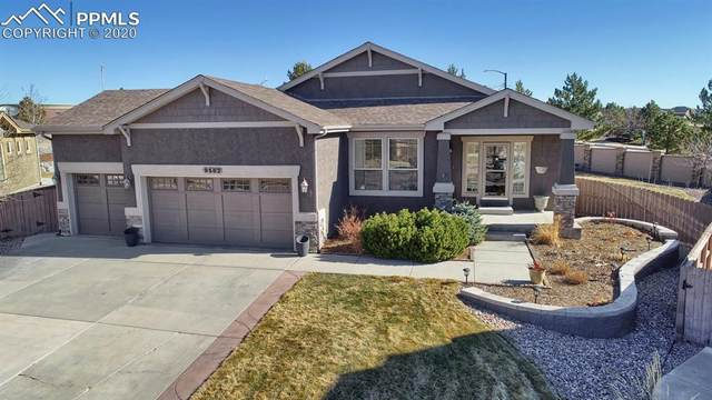 9583 Roxborough Park, Colorado Springs, CO 80924 (#8345493) :: The Treasure Davis Team