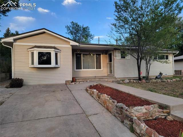 325 Steven Drive, Colorado Springs, CO 80911 (#8347536) :: Action Team Realty
