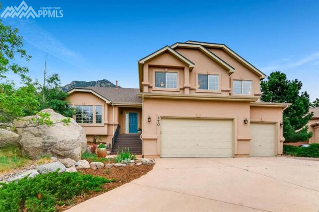 270 Paisley Drive, Colorado Springs, CO 80906 (#8349521) :: Harling Real Estate