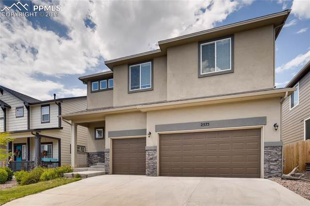 2575 Reed Grass Way, Colorado Springs, CO 80915 (#8350131) :: Action Team Realty