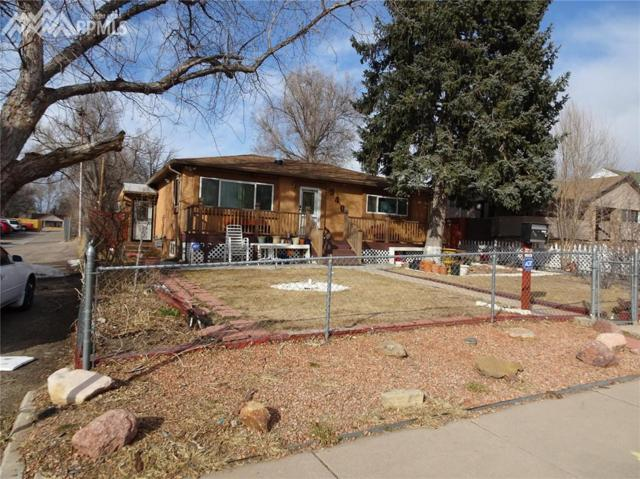 940 E Rio Grande Street, Colorado Springs, CO 80903 (#8352039) :: RE/MAX Advantage