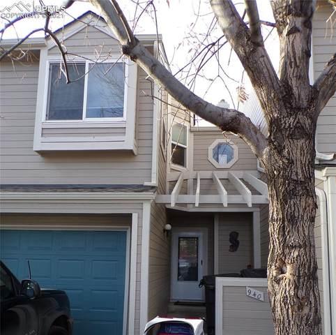 940 Azure Circle, Colorado Springs, CO 80910 (#8353962) :: Finch & Gable Real Estate Co.