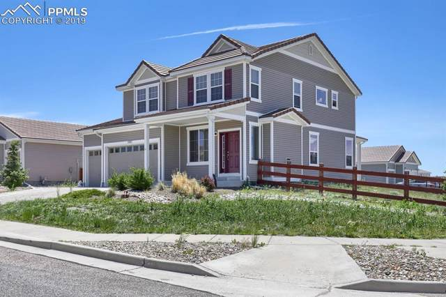 10913 Hidden Ridge Circle, Peyton, CO 80831 (#8354681) :: Tommy Daly Home Team