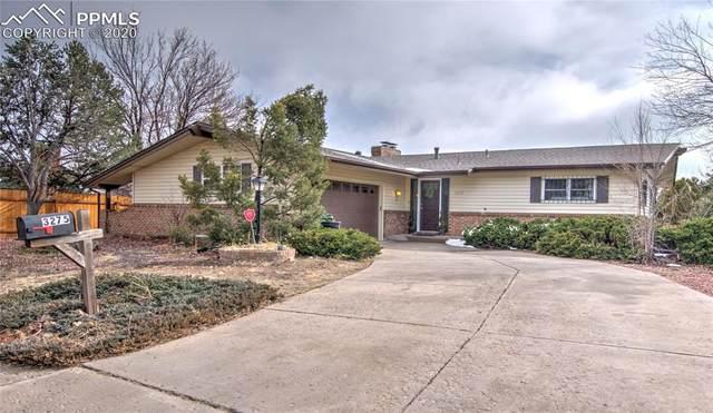 3275 W Montebello Drive, Colorado Springs, CO 80918 (#8354765) :: The Treasure Davis Team