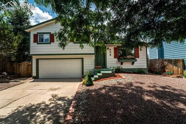 838 Badger Drive, Colorado Springs, CO 80916 (#8361404) :: 8z Real Estate