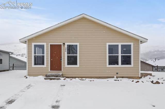 306 N Hayden Street, Cripple Creek, CO 80813 (#8367243) :: The Artisan Group at Keller Williams Premier Realty