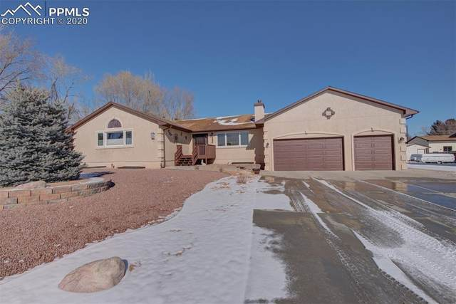 4955 Turquoise Drive, Colorado Springs, CO 80918 (#8370178) :: Action Team Realty