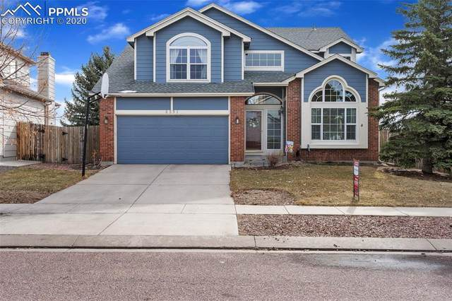 8591 Candleflower Circle, Colorado Springs, CO 80920 (#8371501) :: 8z Real Estate