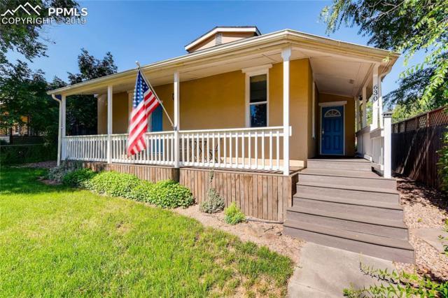 630 N Corona Avenue, Colorado Springs, CO 80903 (#8372553) :: Fisk Team, RE/MAX Properties, Inc.