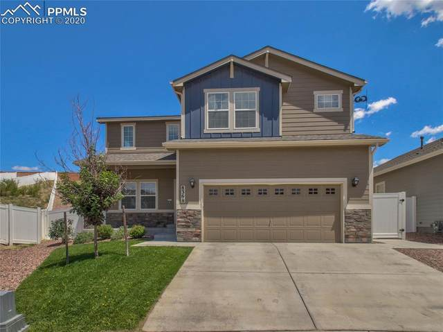 8368 Firecracker Trail, Fountain, CO 80817 (#8372780) :: Action Team Realty