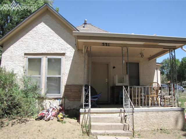 531 S El Paso Street, Colorado Springs, CO 80903 (#8376970) :: 8z Real Estate