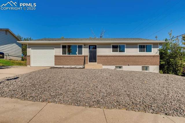 2106 Capulin Drive, Colorado Springs, CO 80910 (#8379680) :: Tommy Daly Home Team