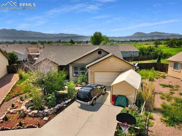 839 Teton Place, Canon City, CO 81212 (#8380556) :: Tommy Daly Home Team