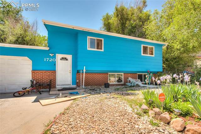 1720 River Drive, Fountain, CO 80817 (#8381172) :: The Kibler Group