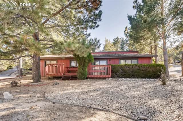 6195 Turret Drive, Colorado Springs, CO 80918 (#8381303) :: CC Signature Group