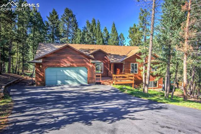 1320 W Midland Avenue, Woodland Park, CO 80863 (#8385183) :: The Peak Properties Group