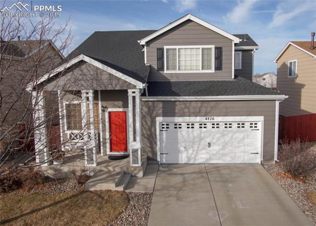 4826 Hawk Meadow Drive, Colorado Springs, CO 80916 (#8386884) :: Jason Daniels & Associates at RE/MAX Millennium